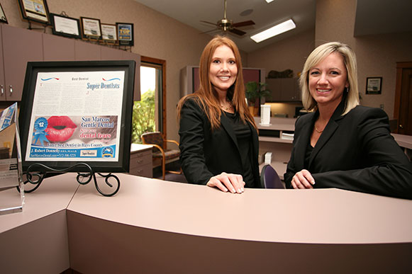 Dental Office Receptionists