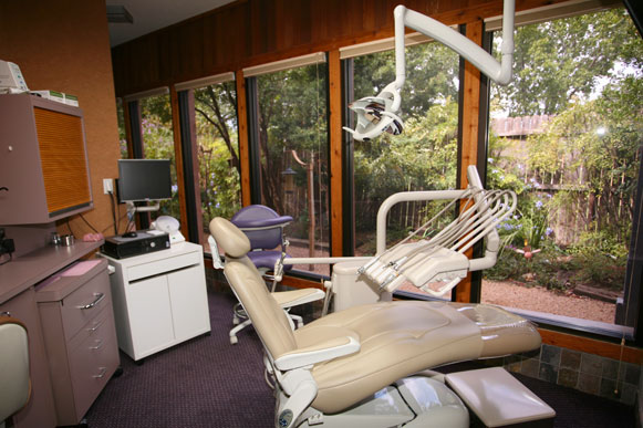 Dental Office Procedure Room