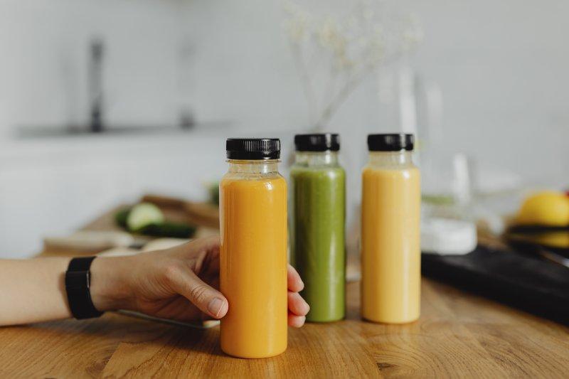 Juice fad diet