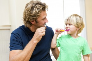 Maintaining good oral health is important for all ages.